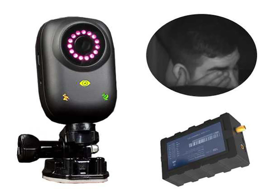 China Eye Tracking Based Driver Fatigue Monitoring And Warning System ABS Material factory